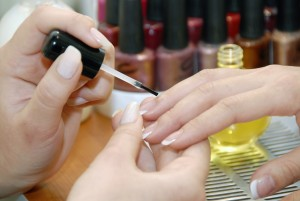 The Om Spa Manicure at the Nail Salon Naples FL