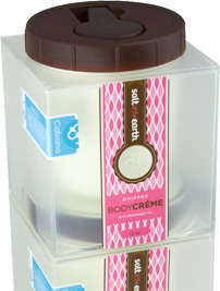wipped body creme