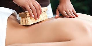 DRY SKIN BRUSHING Naples FL