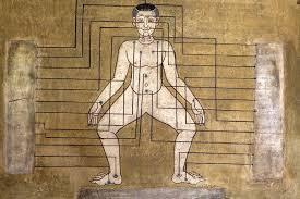 Thai Massage Points Wat Po The Om Spa Naples FL