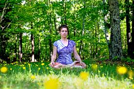 Meditation helps improve sense of positivity